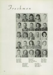 Page 16, 1945 Edition, Geneva High School - Aquila Yearbook (Geneva, OH) online yearbook collection