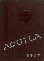 1947 Edition, Geneva High School - Aquila Yearbook (Geneva, OH)