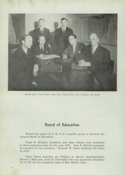 Page 10, 1947 Edition, Geneva High School - Aquila Yearbook (Geneva, OH) online yearbook collection