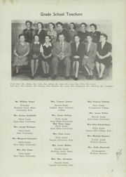 Page 13, 1947 Edition, Geneva High School - Aquila Yearbook (Geneva, OH) online yearbook collection