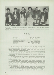 Page 14, 1947 Edition, Geneva High School - Aquila Yearbook (Geneva, OH) online yearbook collection