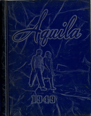 1949 Edition, Geneva High School - Aquila Yearbook (Geneva, OH)