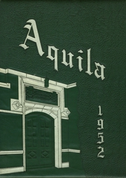 1952 Edition, Geneva High School - Aquila Yearbook (Geneva, OH)
