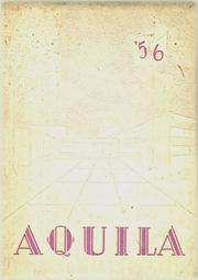 1956 Edition, Geneva High School - Aquila Yearbook (Geneva, OH)