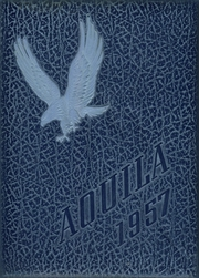 1957 Edition, Geneva High School - Aquila Yearbook (Geneva, OH)