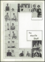 Page 8, 1957 Edition, Geneva High School - Aquila Yearbook (Geneva, OH) online yearbook collection