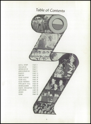 Page 9, 1957 Edition, Geneva High School - Aquila Yearbook (Geneva, OH) online yearbook collection