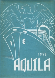 1958 Edition, Geneva High School - Aquila Yearbook (Geneva, OH)