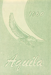 1960 Edition, Geneva High School - Aquila Yearbook (Geneva, OH)