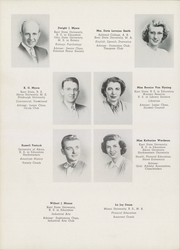 Page 14, 1951 Edition, Springfield High School - Spartana Yearbook (Akron, OH) online yearbook collection
