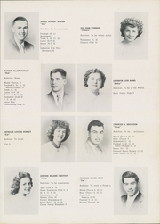 Page 17, 1951 Edition, Springfield High School - Spartana Yearbook (Akron, OH) online yearbook collection