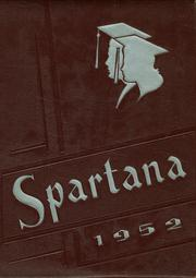 Page 1, 1952 Edition, Springfield High School - Spartana Yearbook (Akron, OH) online yearbook collection