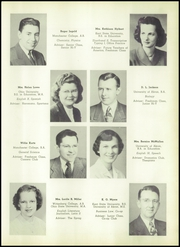 Page 11, 1952 Edition, Springfield High School - Spartana Yearbook (Akron, OH) online yearbook collection