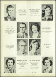 Page 12, 1952 Edition, Springfield High School - Spartana Yearbook (Akron, OH) online yearbook collection