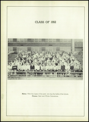 Page 14, 1952 Edition, Springfield High School - Spartana Yearbook (Akron, OH) online yearbook collection