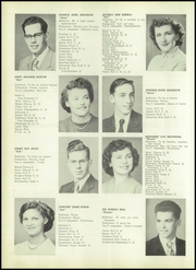 Page 16, 1952 Edition, Springfield High School - Spartana Yearbook (Akron, OH) online yearbook collection