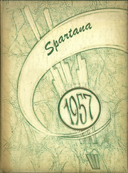 Springfield High School - Spartana Yearbook (Akron, OH) online yearbook collection, 1957 Edition, Page 1