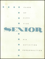 Page 9, 1955 Edition, Timken High School - Tivo Yearbook (Canton, OH) online yearbook collection
