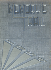 1954 Edition, Hilliard High School - Memorys Trail Yearbook (Hilliard, OH)