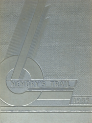 1955 Edition, Hilliard High School - Memorys Trail Yearbook (Hilliard, OH)