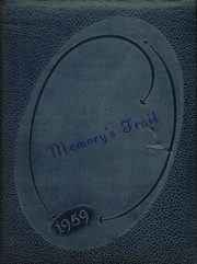 1959 Edition, Hilliard High School - Memorys Trail Yearbook (Hilliard, OH)