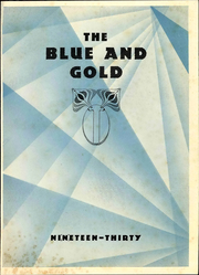 Page 7, 1930 Edition, Columbian High School - Blue and Gold Yearbook (Tiffin, OH) online yearbook collection