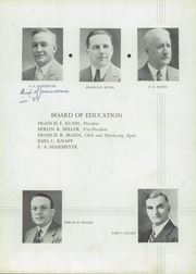 Page 17, 1935 Edition, Columbian High School - Blue and Gold Yearbook (Tiffin, OH) online yearbook collection
