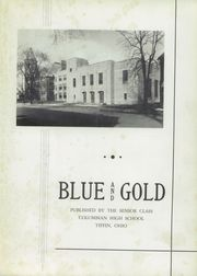 Page 7, 1935 Edition, Columbian High School - Blue and Gold Yearbook (Tiffin, OH) online yearbook collection