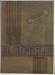 Columbian High School - Blue and Gold Yearbook (Tiffin, OH) online yearbook collection, 1942 Edition, Page 1