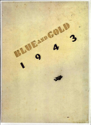 Columbian High School - Blue and Gold Yearbook (Tiffin, OH) online yearbook collection, 1943 Edition, Page 1