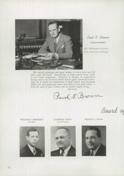 Page 14, 1946 Edition, Columbian High School - Blue and Gold Yearbook (Tiffin, OH) online yearbook collection
