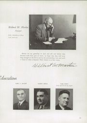 Page 15, 1946 Edition, Columbian High School - Blue and Gold Yearbook (Tiffin, OH) online yearbook collection