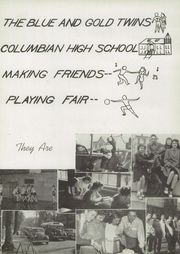 Page 7, 1946 Edition, Columbian High School - Blue and Gold Yearbook (Tiffin, OH) online yearbook collection