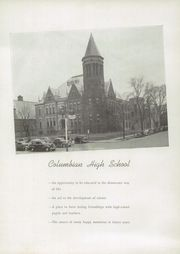 Page 9, 1946 Edition, Columbian High School - Blue and Gold Yearbook (Tiffin, OH) online yearbook collection