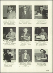 Page 15, 1957 Edition, Columbian High School - Blue and Gold Yearbook (Tiffin, OH) online yearbook collection
