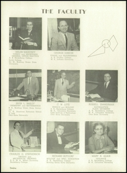 Page 16, 1957 Edition, Columbian High School - Blue and Gold Yearbook (Tiffin, OH) online yearbook collection