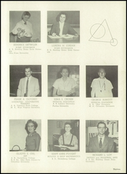 Page 17, 1957 Edition, Columbian High School - Blue and Gold Yearbook (Tiffin, OH) online yearbook collection