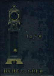 Page 1, 1958 Edition, Columbian High School - Blue and Gold Yearbook (Tiffin, OH) online yearbook collection