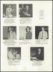 Page 15, 1958 Edition, Columbian High School - Blue and Gold Yearbook (Tiffin, OH) online yearbook collection