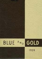 Page 1, 1959 Edition, Columbian High School - Blue and Gold Yearbook (Tiffin, OH) online yearbook collection