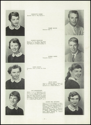 Page 11, 1959 Edition, Columbian High School - Blue and Gold Yearbook (Tiffin, OH) online yearbook collection