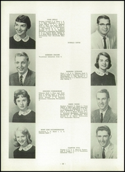 Page 14, 1959 Edition, Columbian High School - Blue and Gold Yearbook (Tiffin, OH) online yearbook collection
