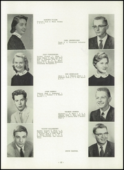 Page 17, 1959 Edition, Columbian High School - Blue and Gold Yearbook (Tiffin, OH) online yearbook collection