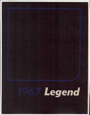 1967 Edition, Whetstone High School - Legend Yearbook (Columbus, OH)