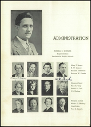 Page 14, 1942 Edition, Steubenville High School - Crimsonite Yearbook (Steubenville, OH) online yearbook collection