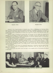 Page 12, 1949 Edition, Steubenville High School - Crimsonite Yearbook (Steubenville, OH) online yearbook collection