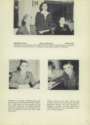 Page 13, 1949 Edition, Steubenville High School - Crimsonite Yearbook (Steubenville, OH) online yearbook collection