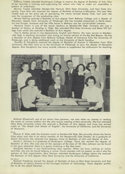 Page 15, 1949 Edition, Steubenville High School - Crimsonite Yearbook (Steubenville, OH) online yearbook collection