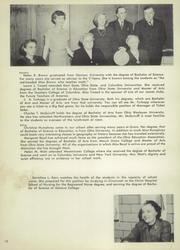 Page 16, 1949 Edition, Steubenville High School - Crimsonite Yearbook (Steubenville, OH) online yearbook collection