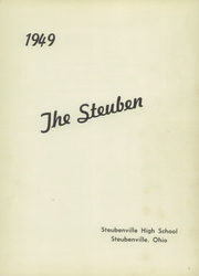 Page 5, 1949 Edition, Steubenville High School - Crimsonite Yearbook (Steubenville, OH) online yearbook collection